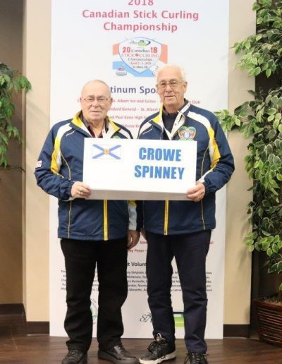 2018 Stick Curling Nationals