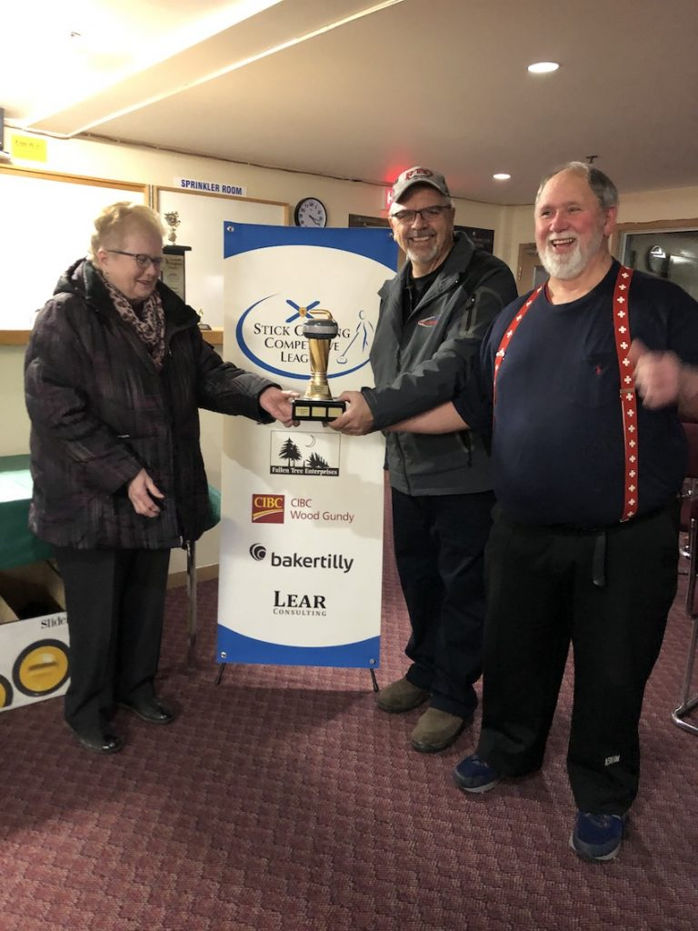 NS Stick Curling Competitive League Campions 2020